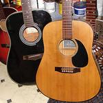 Rozdiel medzi akustickou a elektrickou gitarou