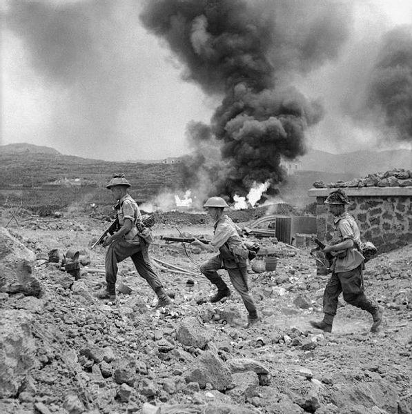 Rozdiel medzi prvou a druhou svetovou vojnou