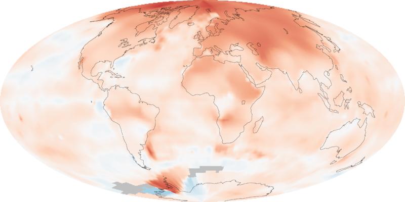 Rozdiel medzi globálnym otepľovaním a skleníkovým efektom