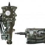 Ford_Design_3-speed_OD_Transmission_w._Hurst_Shifter