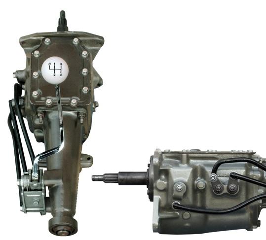 Rozdiel medzi manuálnou, automatickou a poloautomatickou prevodovkou