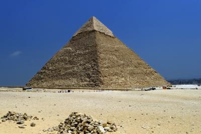 Rozdiel medzi mastabou a pyramídou